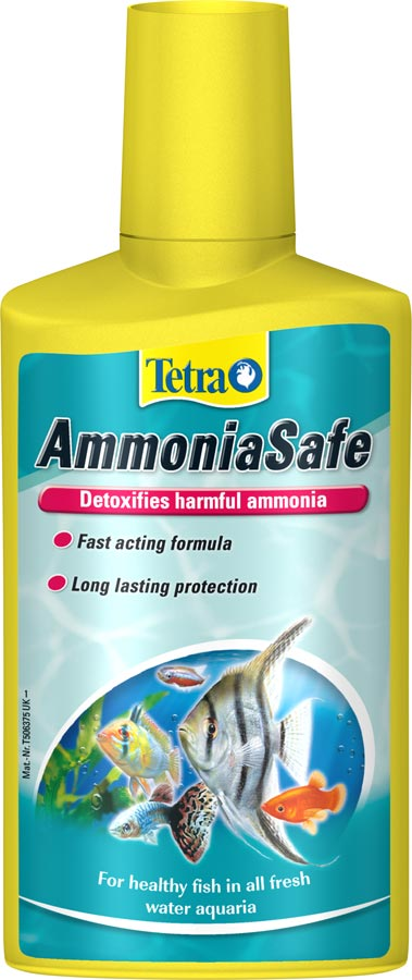 TETRA  AQUARIUM TREATMENTS/ADDITIVES