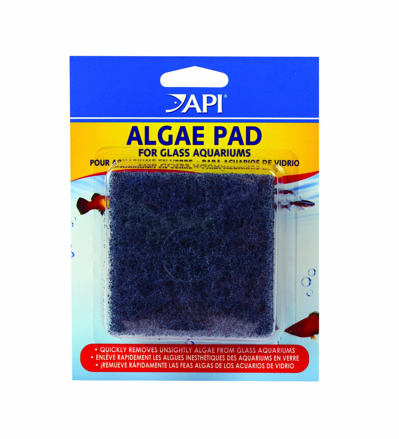 API Algae Pad for Glass Aquariums CE131