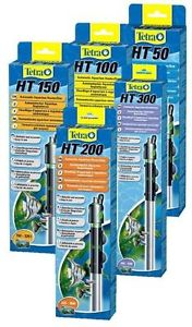 Tetratec Aquarium Heater/Stat 200watt 225-300Ltrs