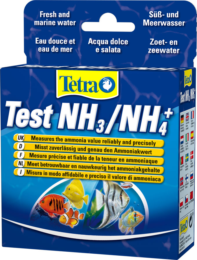 Tetra Test NH3/NH4+ Test Kit