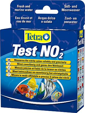 Tetra Test Nitrite Test Kit NO2-