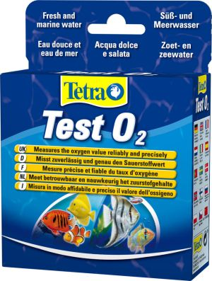 Tetra Test Oxygen Test Kit O2