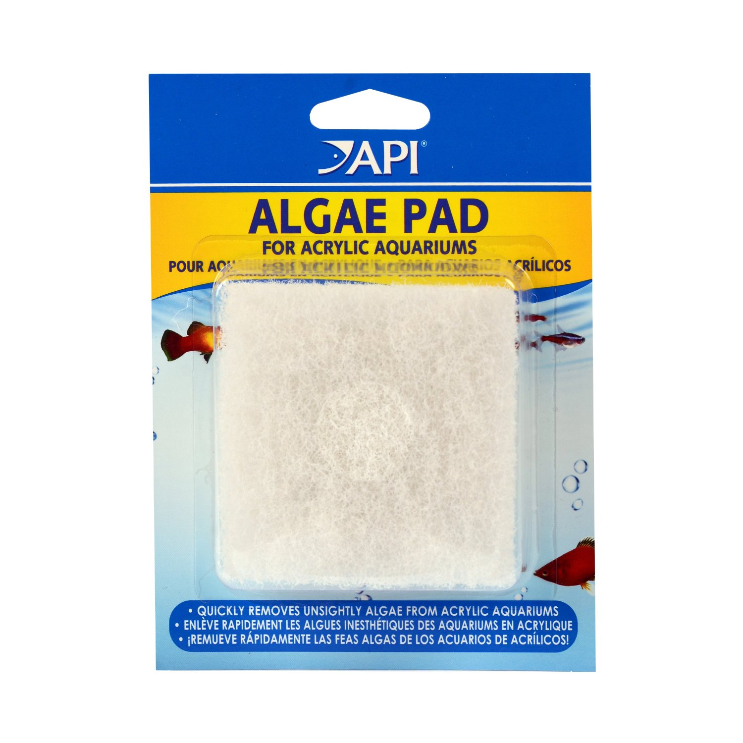 API Algae Pad for Acrylic Aquariums CE133