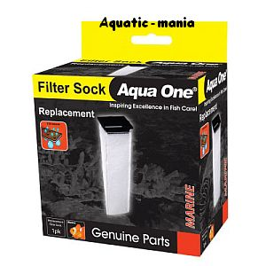 Aqua One Marine Replacement Filter Sock Single 50103