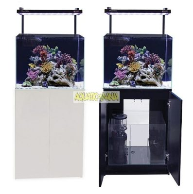 Aqua One MiniReef 120 Marine Set COLLECTION ONLY  WHITE CABINET