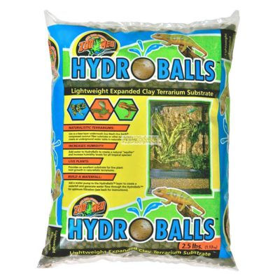 Zoomed HydroBalls Clay Substrate. 1.13Kg, VC-10